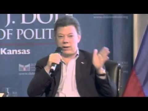 A Visit to KU - President Juan Manuel Santos