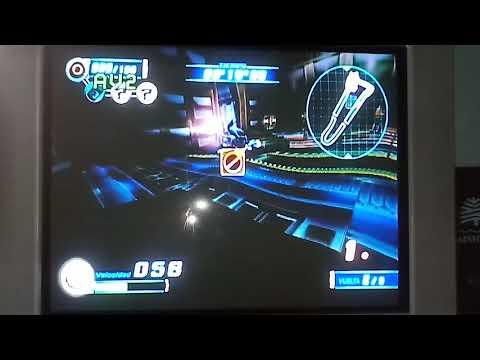 Sonic Riders Zero Gravity: Nightside Rush RACES 00'32''63 Replay