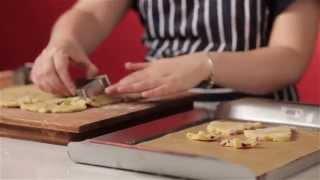 Weber All Butter Cranberry Shortbread