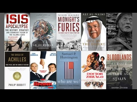 Stratfor's Holiday Gift Recommendations