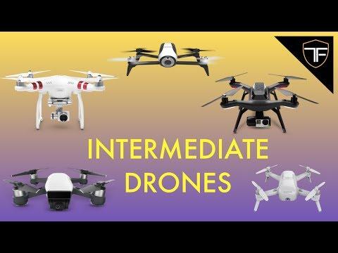 The 5 Best Intermediate Drones!!!