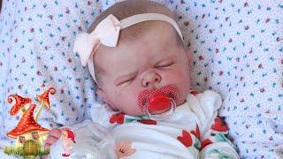 Meet My New Baby Girl| Reborn Baby Born With Achondroplasia Dwarfism| nlovewithreborns2011