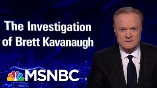 NY Times Reporters On Kavanaugh Reporting And Controversial Editor's Note | The Last Word | MSNBC