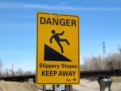 Slippery Slope Arguments vs. Actual Precedent: Take #2