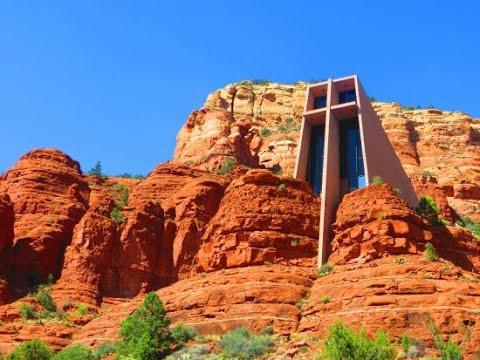 Sedona - Chapel of the Holy Cross