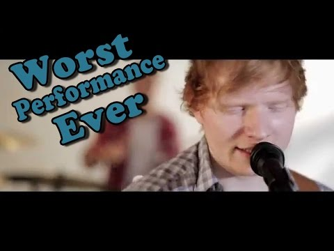 Ed Sheeran - SHREDS - Thinking Out Loud -