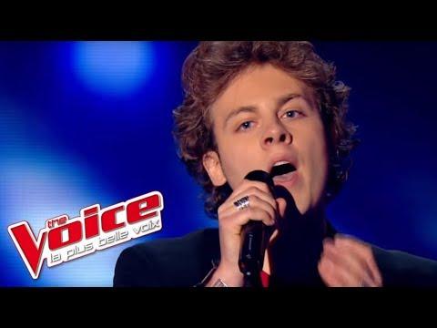 The Voice 2014│Virgil - Les Murs porteurs (Florent Pagny)│Blind audition