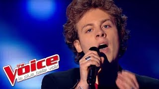 The Voice 2014│Virgil - Les Murs porteurs (Florent Pagny)│Blind audition