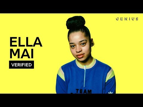 "Ella Mai ""Boo'd Up"" Official Lyrics & Meaning | Verified"