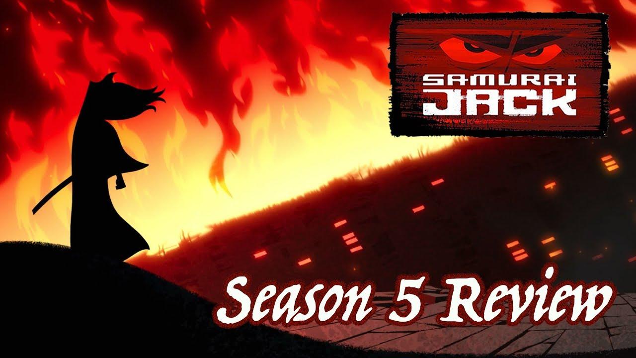 Watch Samurai Jack Season 5