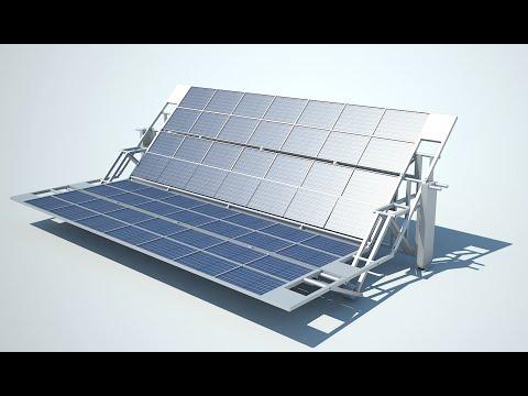 TEN FOLD - Self-Deploying Solar Panel