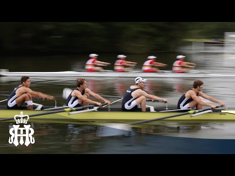 Henley 2015 - Rowing like you've never seen it before