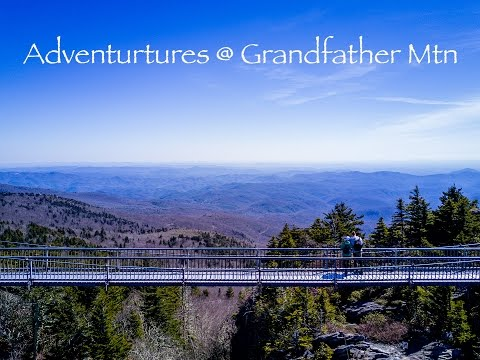 Two MUST SEE PLACES along Blue Ridge Parkway!