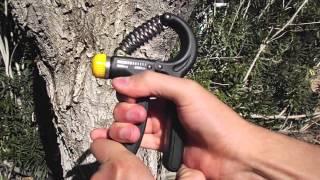 Everlast Quick Adjust Hand Grip Strengthener (20-90lbs) Review