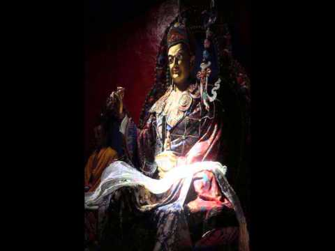 The prayer to Guru Rinpoche for Fulfilling Wishes by Kalsang Gela Changchuk Rinpoche