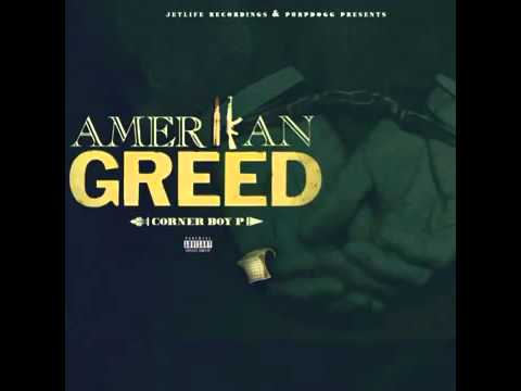 CornerBoy P Faded (I.L.T.G.H.) Amerikan Greed