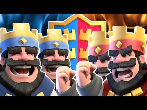 Clash Royale - Neues Clan Battle Event + LvL 10 Clan Battle Truhe!