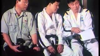 КНДР. Тхэквондо-традиционное боевое искусство корейского народа. Часть 3.