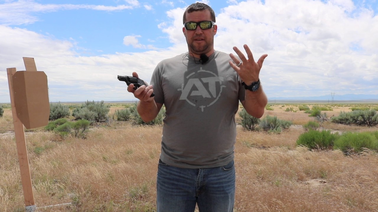 S&W M&P Bodyguard 38 Special with Crimson Trace and Federal HST — Full  Review