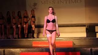 Bikini Contest Beautiful Girls Miss Intimo Beauty Pageant 2019 !!