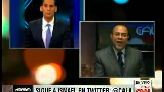 Vladimir Villegas en CNN