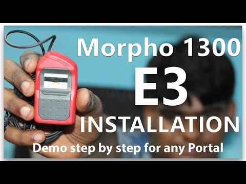 Morpho 1300 E2 Drivers/ RD Service For CSC AUA Version 2 2 - TECH SHAKYA