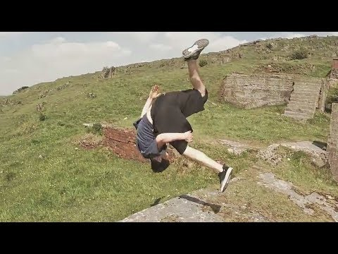 Parkour and Freerunning 2018 - Always Improving
