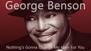 Artist: george bensonalbum: 20/20released: 1985