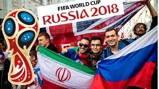 ЧМ по футболу 2018 – КАК фанаты празднуют в центре Москвы? Russia world cup 2018 fans. Россия