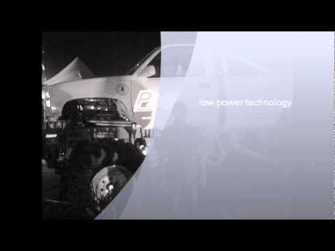 sound car DJ Ruben - low power technology