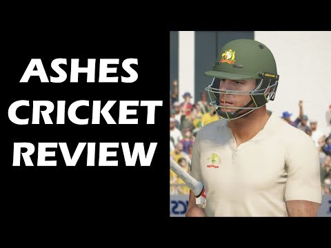 Ashes Cricket Review - The Final Verdict
