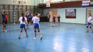 Гандбол Днепродзержинска. Чемпионат Днепропетровской области среди девочек