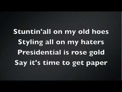 Meek Mill Flexin on em lyrics