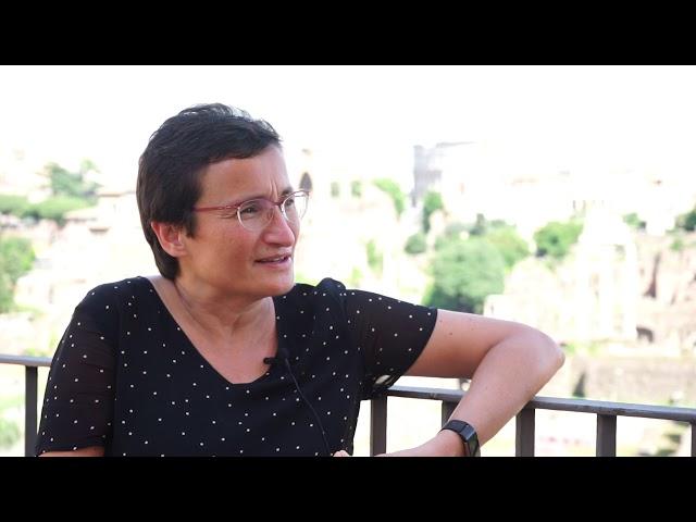 Virginia Dignum - Interview at DSIFair2018