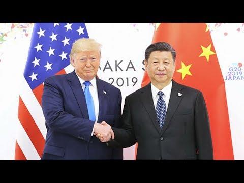 China, U.S. To Restart Trade Talks
