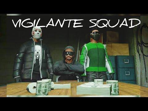 Talking About The Vigilante Squad   GTA 5 ONLINE ( LiveStream )