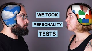 We Took a Bunch of Personality Tests (and the results were very different)