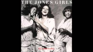"The Jones Girls "" I turn to you """