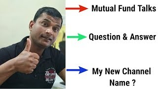 Mutual fund Talks   Question and Answer   Hindi