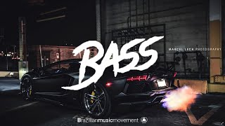 🔈BASS BOOSTED🔈 CAR MUSIC MIX 2020 🔥 BEST EDM, BOUNCE, TRAP, ELECTRO HOUSE #3