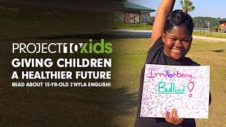Fighting Childhood Obesity with PROJECT 10 Kids