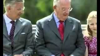 Король Бельгии Альберт ІІ передаст власть сыну