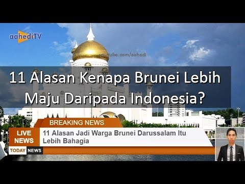 11 Alasan Jadi Warga Brunei Darussalam itu Lebih Bahagia
