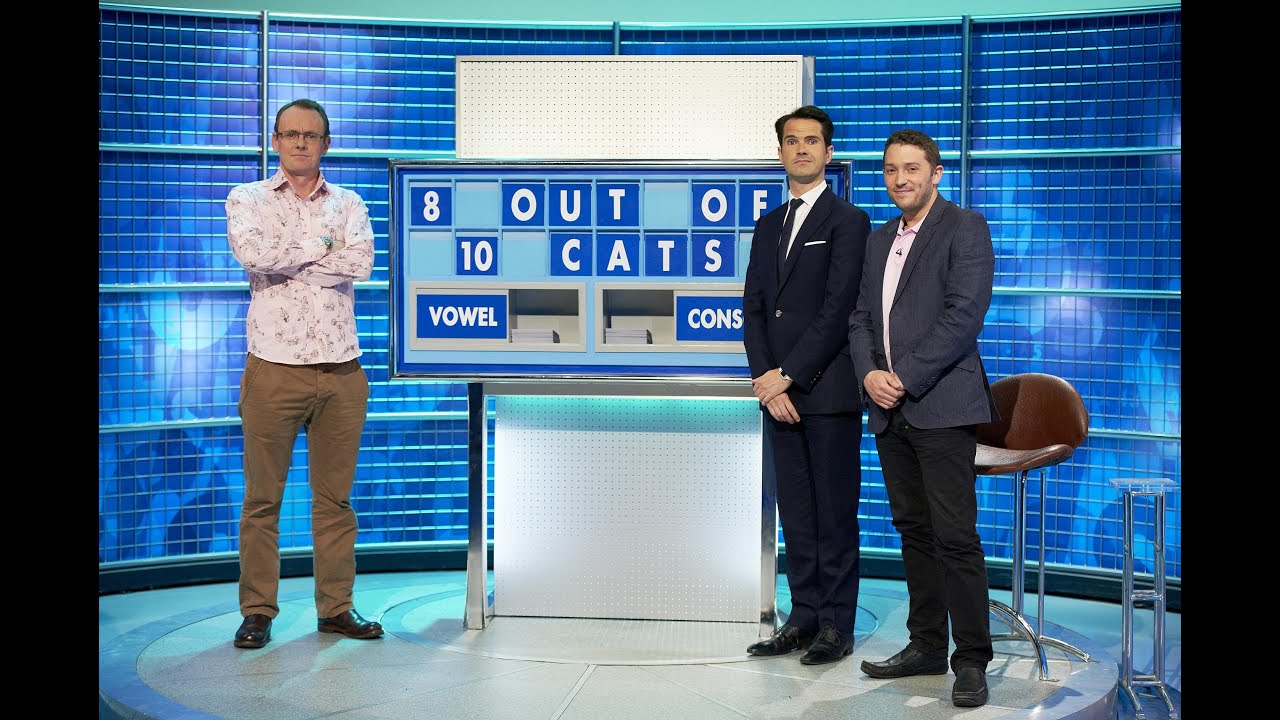 Download 8 Out Of 10 Cats Does Countdown S09E04 (26 August 2016)