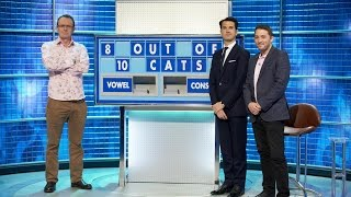 8 Out Of 10 Cats Does Countdown S09E04 (26 August 2016)