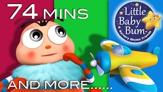 Itsy Bitsy Spider | Part 2 | And More Nursery Rhymes | From LittleBabyBum