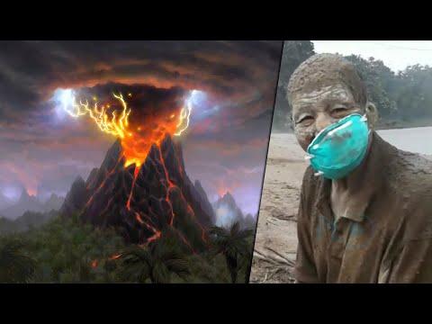 أخطر بركان فى التاريخ , استيقظ ودمر الآلاف البشر  - نشر قبل 4 ساعة