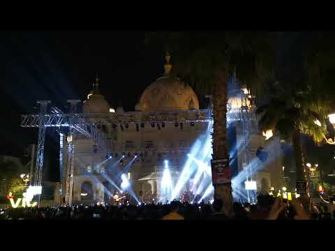 Atif Aslam – Aadat – Live Concert – Dubai Park and Resorts