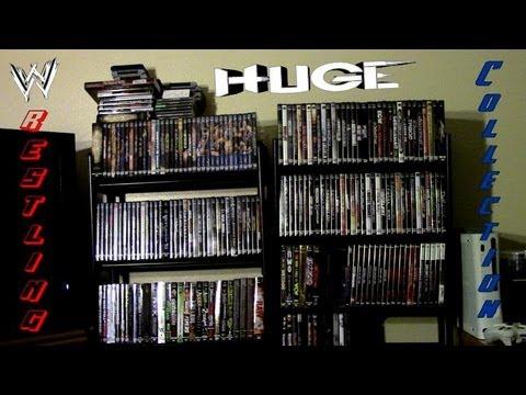 HUGE Wrestling Collection