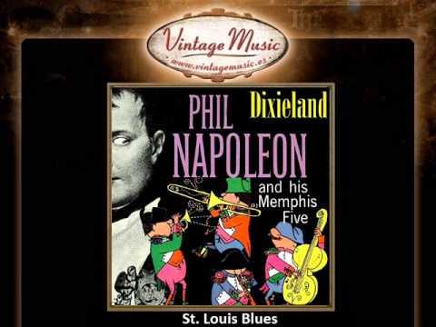 Phil Napoleon -- St. Louis Blues (VintageMusic.es)